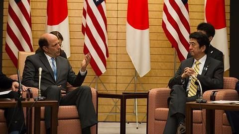 Why Abe's visit matters