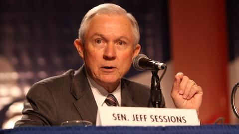 Jeff Sessions's senate confirmation hearing