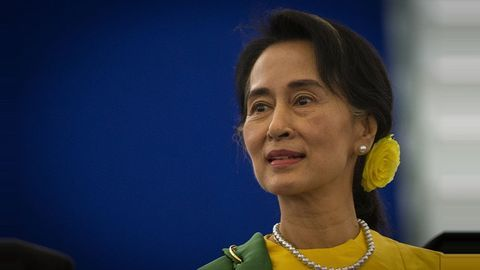 "Rohingya crisis: Suu Kyi says Myanmar doesn't fear ""international scrutiny"""