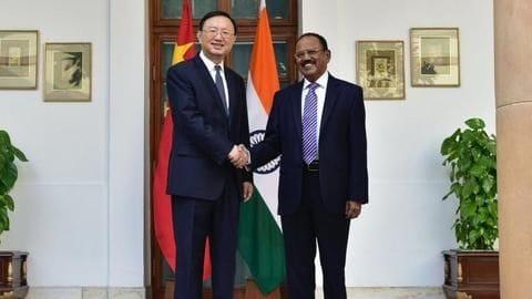 Post-Doklam talks, India-China sides agree to maintain peace along border
