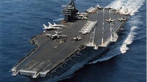 US to release advanced EMALS tech for Indian aircraft carriers