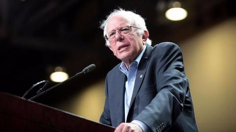 """Bernie: US should avoid """"perpetual warfare in the Middle East"""""""