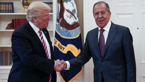 """Of Trump, Russia and the """"alleged"""" ties!"""