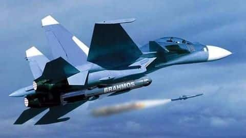 #DefenseDiaries: Sukhoi-30MKI armed with BrahMos missile is India's deadliest weapon