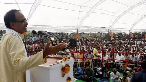 Chouhan says police has government's full support