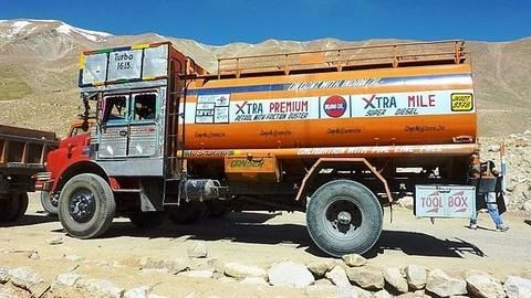 Alternatives to Iranian crude oil for India