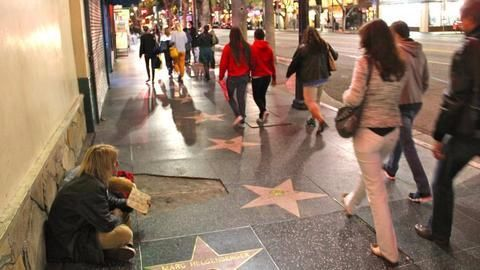 City of stars? Homelessness soars 23% in Los Angeles