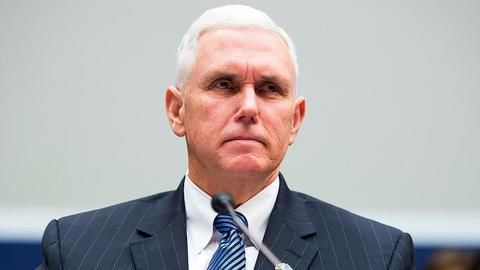 Pence: US, allies must work with China on North Korea