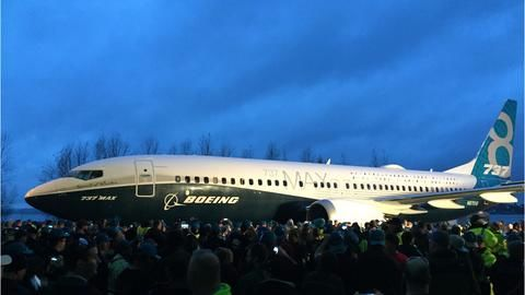 New Boeing 737 MAX's tests flights halted over engine issue