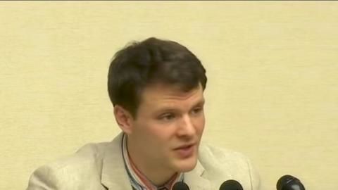 US student Otto Warmbier released by North Korea dies