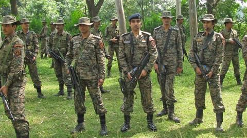 CoBRA commandos to face action for unauthorised absence