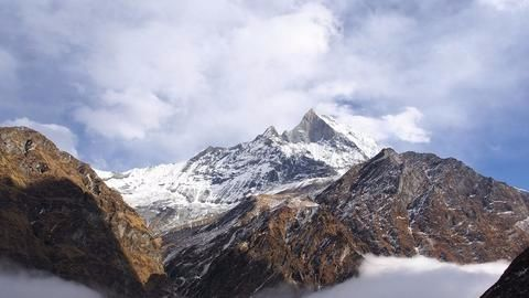Missing trekker found in Himalayas after 47 days