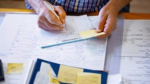 What is an annual financial statement?