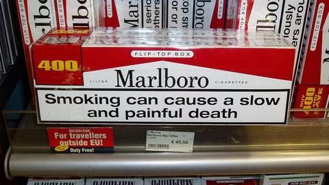 India seeks explanation from Marlboro cigarettes maker over promotion practices
