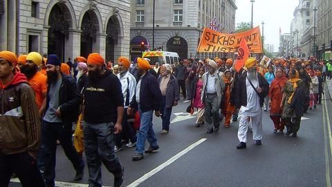 """Sikh organizations hail motion's passage for recognizing """"genocide"""""""