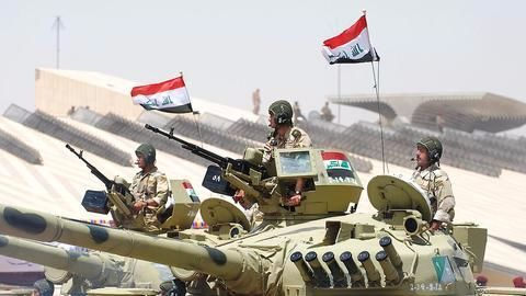 Who all are fighting to 'liberate' Mosul from ISIS