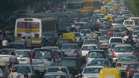 Traffic pushes travel time till Delhi airport