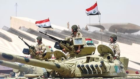 Iraqi army says ISIS-held Mosul will be recaptured within days