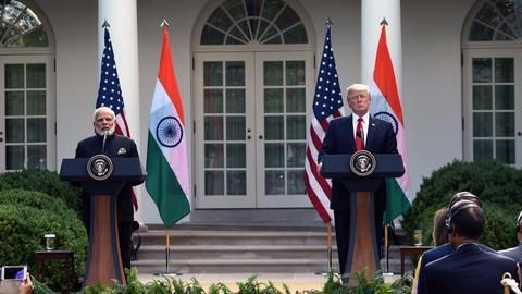 US reaffirms support to India for NSG/defense ties