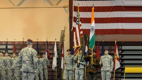 US House bill to boost Indo-US defense cooperation