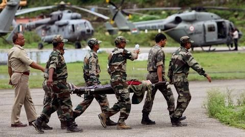 Soldiers from units attacked at Uri played major role