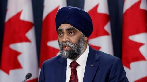 Won't get into petty politics: Canada's Sajjan on Amarinder's remarks