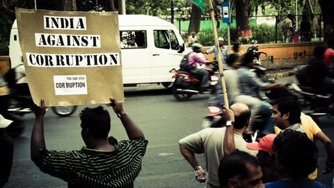 India the most corrupt nation in Asia, study finds