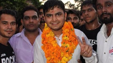 DUSU elections: NSUI makes comeback, ABVP loses dominance