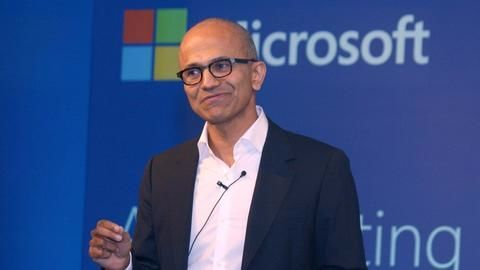 Project Sangam- Microsoft signs MoU for skill development in India