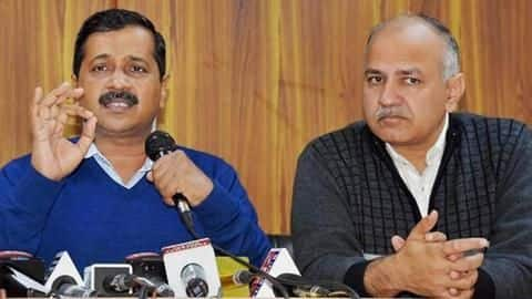 Kejriwal, Sisodia charged with 'criminal conspiracy' in chief secretary 'assault'