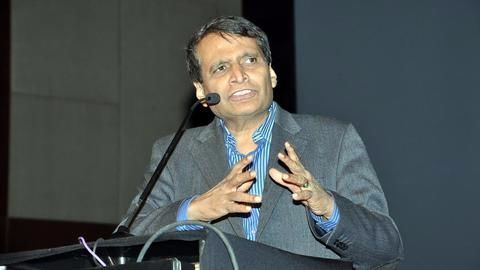 I take full responsibility: Suresh Prabhu after two train derailments