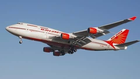 Air India attempts to sell flats to SBI