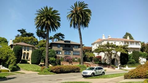 San Francisco couple ends up owning exclusive Presidio Terrace streets