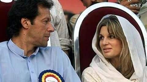 "Ex-wife Jemima congratulates Imran Khan, reminds him of ""challenge"""