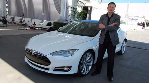 Elon Musk 'intrigued' by India's all-solar-vehicles plan by 2030