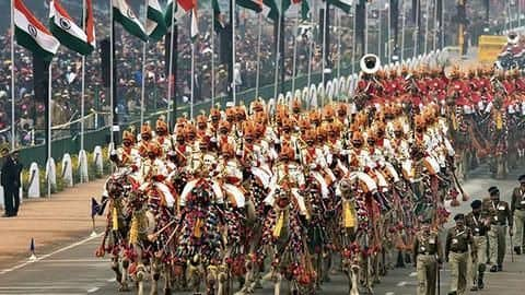 India celebrates 69th Republic Day