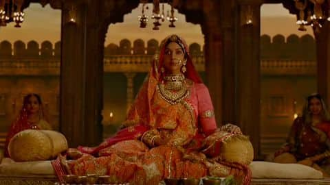 India burns over a movie, a day before Padmaavat's release