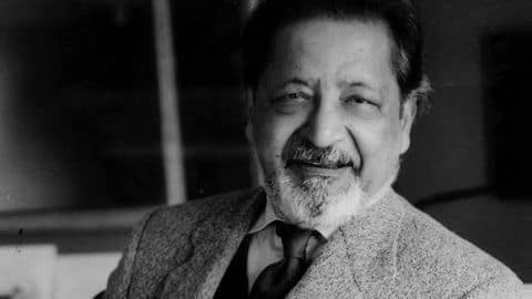 Author VS Naipaul dead at 85