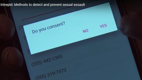 A wearable device by MIT to detect sexual assault!