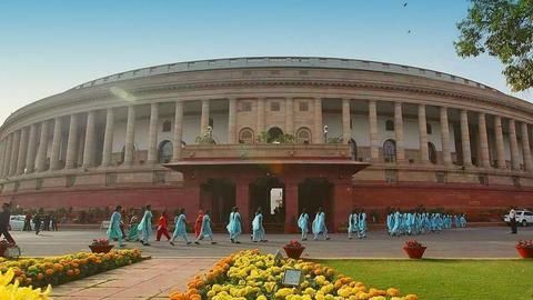 Parliament: Cong accuses BJP of misusing state police