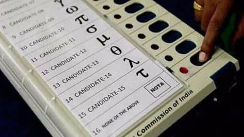 NOTA to be available in Gujarat RS polls, rules SC