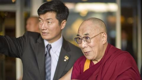 Dalai would himself pick his successor, probably soon: Taiwanese President