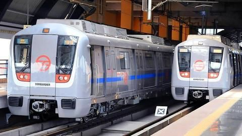 Free Wi-Fi at Delhi's Blue Line metro stations!