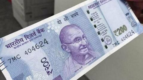 New Rs. 200 notes expected in August