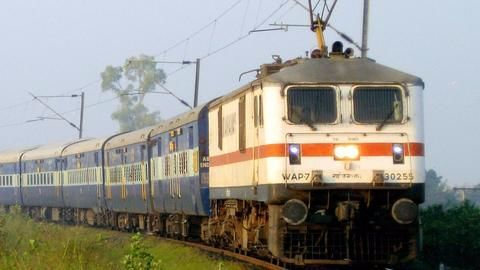 Indian Railways' journey towards better services