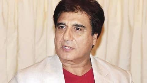 Cong to contest UP civic elections without SP: Raj Babbar