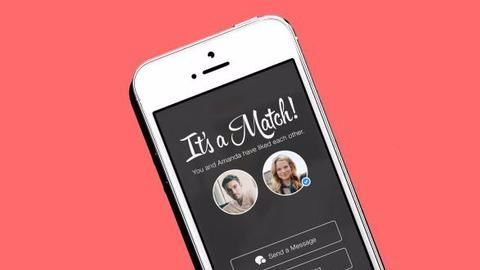 How is this 'one-male dating app' competing with Tinder?
