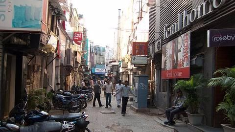 Notices sent to 222 Khan Market establishments over safety