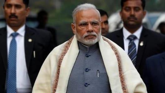PM Modi reviews Cyclone Ockhi damage