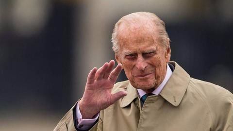 Prince Philip, husband of Queen Elizabeth II, to retire